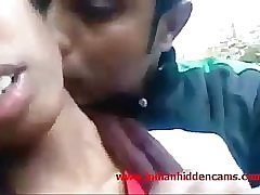 Indian teen passionate kissing - indianhiddencams.com